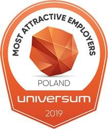 Most Attractive Employers Poland UDT 2015